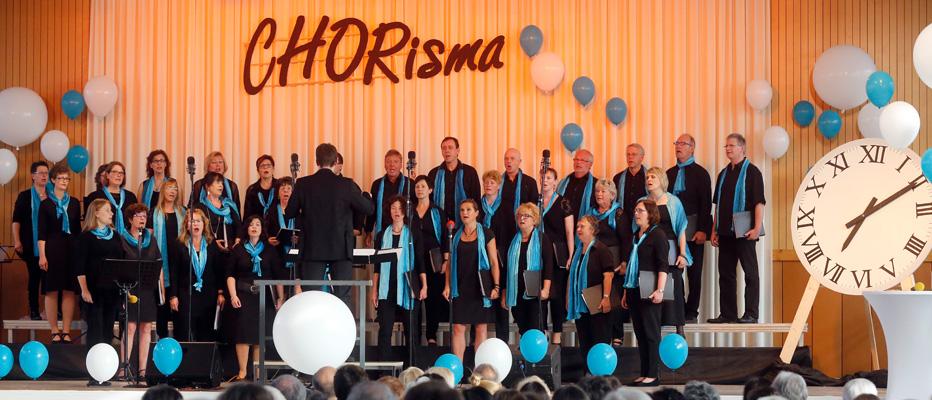 CHORisma-Jubiläumskonzert