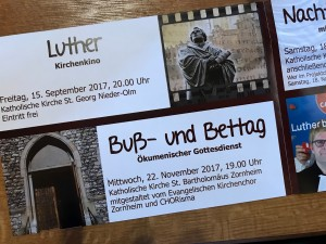 Lutherjahr 2017