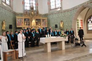 St. Bartholomäus - 25 Jahre C'HORisma Zornheim