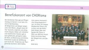Chorisma Zornheim