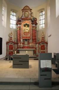 Altarweihe_Sörgenloch
