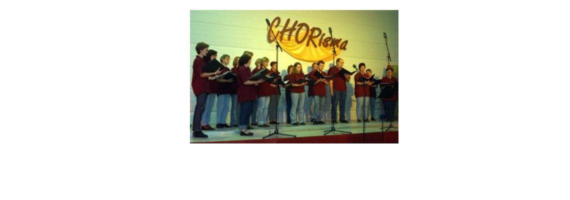 Chorisma Konzert 2002