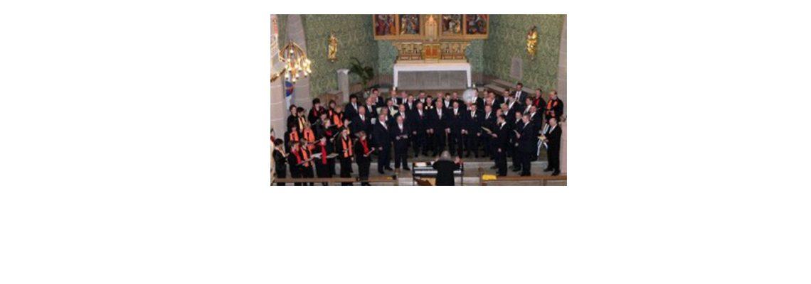 Chorisma Konzert 2004