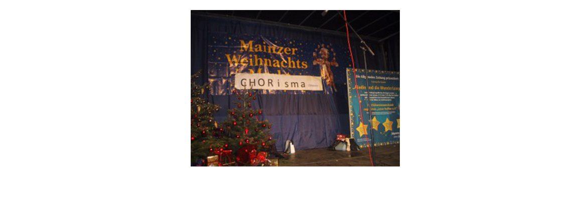 Chorisma Weihnachtsmarkt 2012